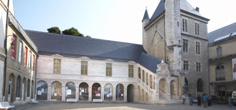 Atelier musée des beaux-arts